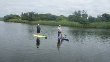 SUPing the Broddy